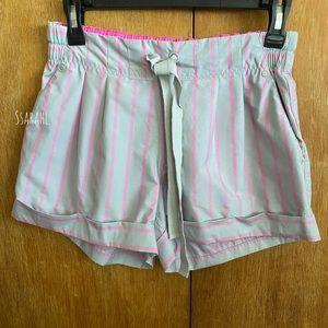 Lululemon Spring Break Away Striped Shorts
